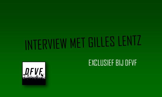 INTERVIEW: Gilles Lentz