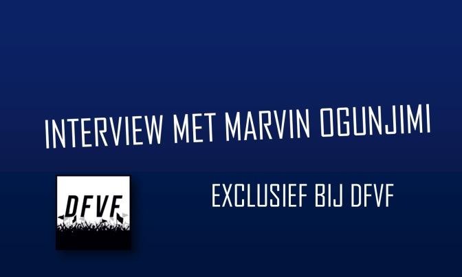 INTERVIEW: Marvin Ogunjimi