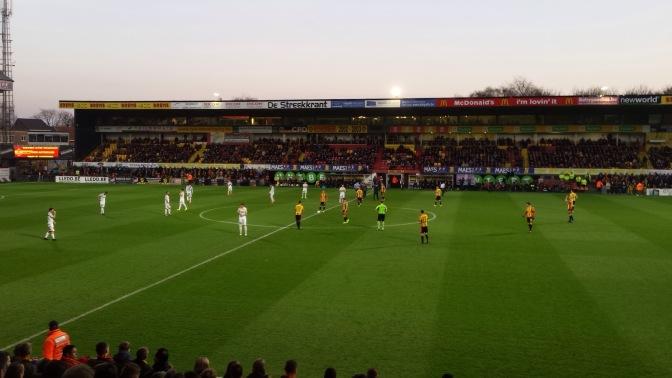 KV Mechelen – KV Oostende: een wedstrijd op leven en dood