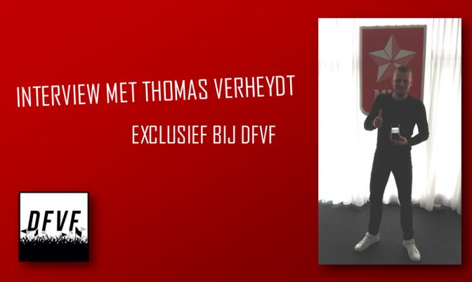 Interview: Thomas Verheydt, een man vol ambitie bij MVV