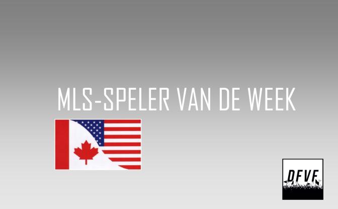 MLS-Speler van de Week: Josef Martinez