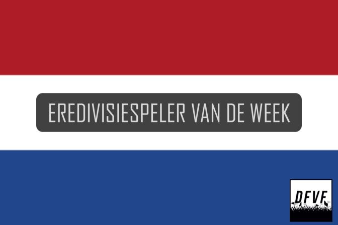Erediviespeler van de week: Davy Klaassen