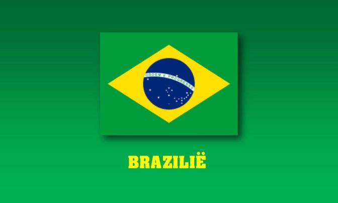 Brazilië geplaatst voor WK 2018 in Rusland
