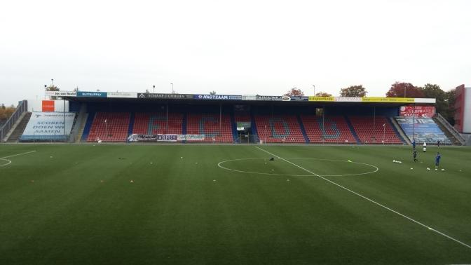Algemeen directeur van FC Den Bosch, Bert Wernke, stapt op