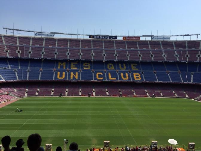 Lionel Messi verlengt contract bij Barça tot 2021