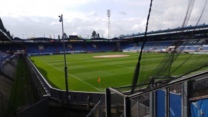 Uitsupporters Eredivisie: speelronde 3