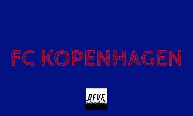 FC Kopenhagen kampioen van Denemarken