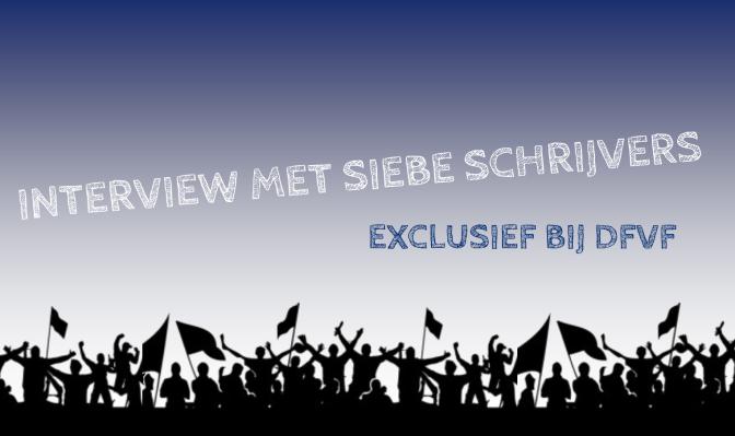 Interview: Siebe Schrijvers