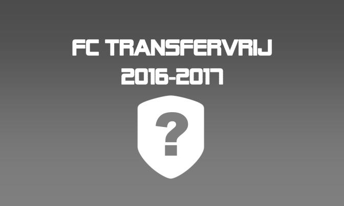 FC Transfervrij 2016/2017: Jupiler Pro League