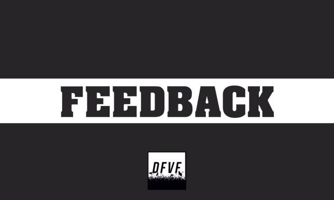 Heb jij feedback voor ons?