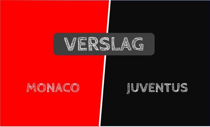Verslag: AS Monaco 0-2 Juventus