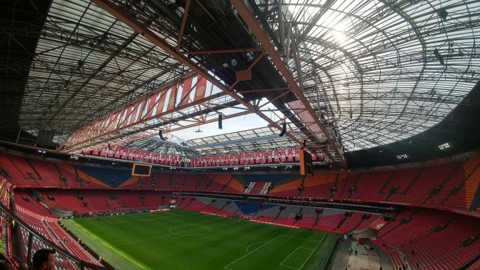 Over Ajax en Europa