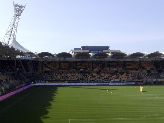 Roda JC Kerkrade: de koempelgeest lijkt uit de fles