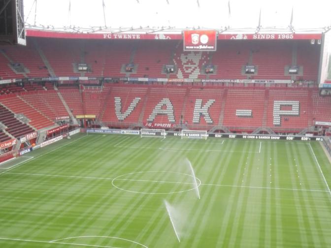 TRANSFER: Luciano Slagveer (Lokeren) aan de slag bij FC Twente