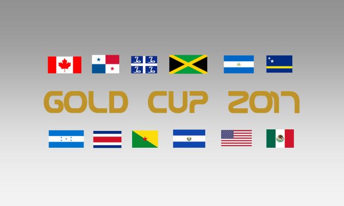 Update: Gold Cup (uitslagen kwartfinales + loting halve finales)