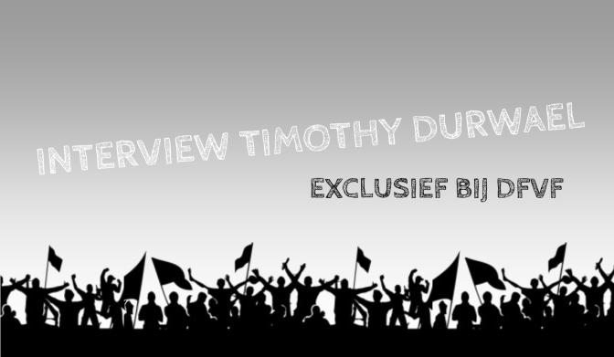 INTERVIEW: Timothy Durwael