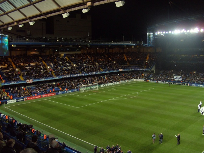 De groundhopper: Chelsea FC (Stamford Bridge)