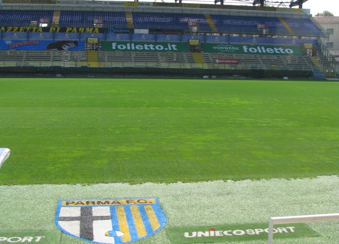 De groundhopper: Parma FC (Stadio Ennio Tardini)