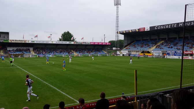 TRANSFER: Gilles Dewaele (Cercle Brugge) trekt naar KVC Westerlo