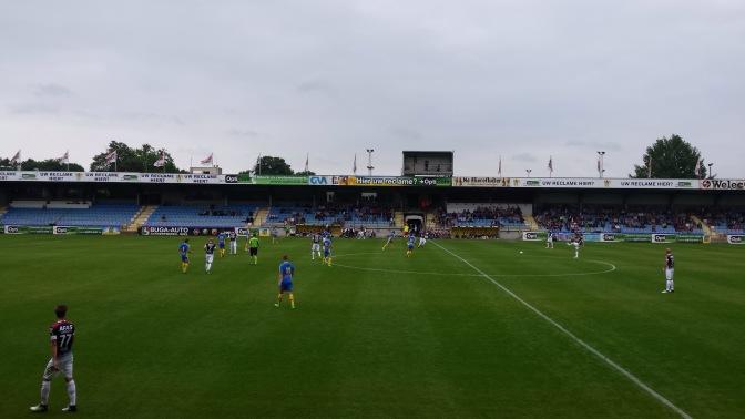 Zondaguitstapje in de Kempen: Westerlo – KV Mechelen (0-6)
