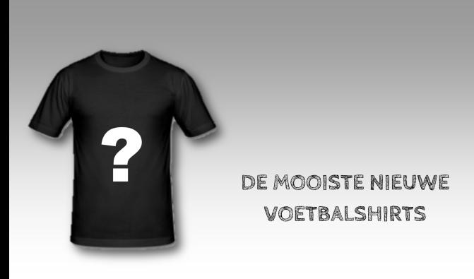 De mooiste nieuwe voetbalshirts: Royal Antwerp