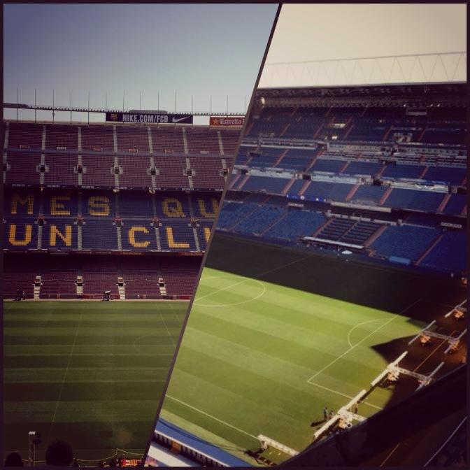 Opvallend feit: Ronaldo scoort meer in Camp Nou, Messi in Bernabéu