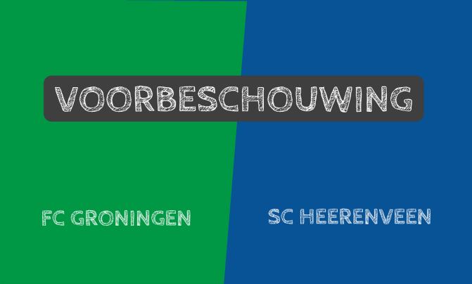 Voorbeschouwing FC Groningen – sc Heerenveen