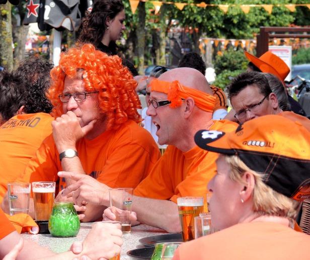 Oranje (Nederland)