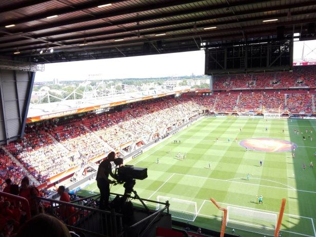 FC Twente Oranje vrouwen