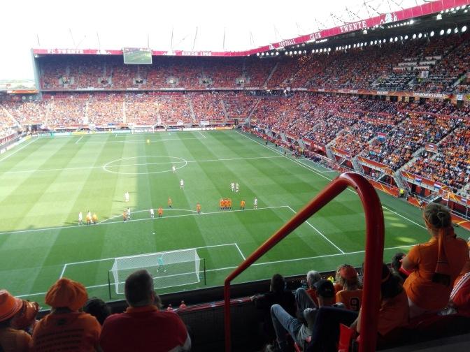 DFVF-onderzoek: in welke provincies wonen de FC Twente-supporters?