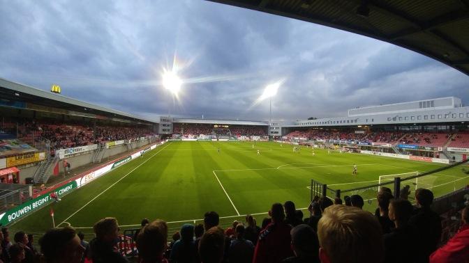 Uitsupporters Jupiler League: speelronde 6 én 7