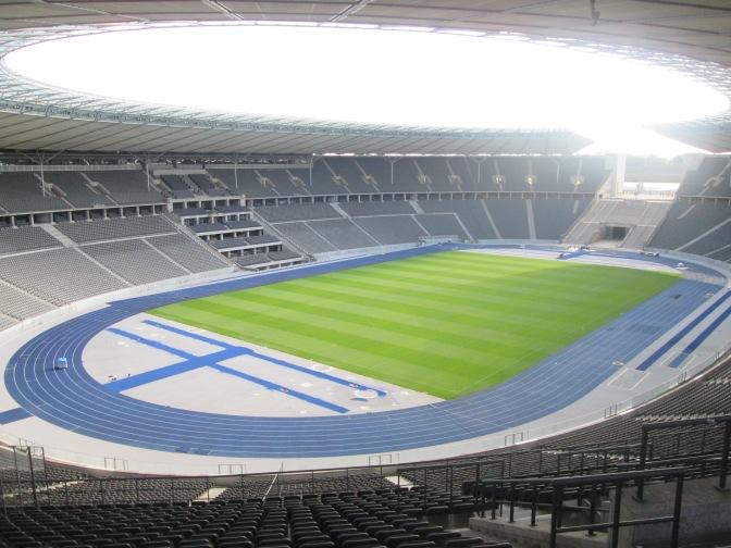 De groundhopper: Hertha BSC & Duitse nationale elftal (Olympiastadion)