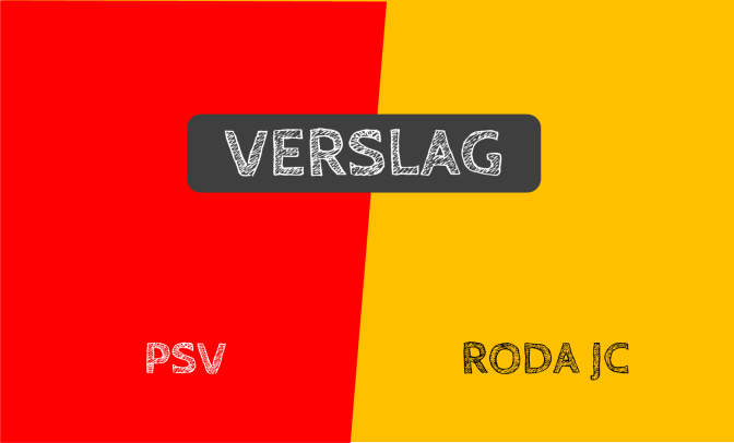 PSV verslaat Roda JC met 2-0