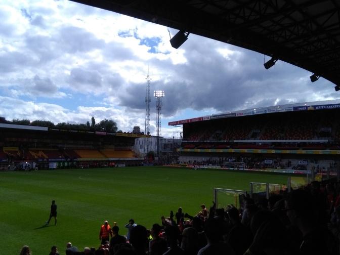 TRANSFER: KV Mechelen heeft haar nummer 6 Yacouba Sylla beet