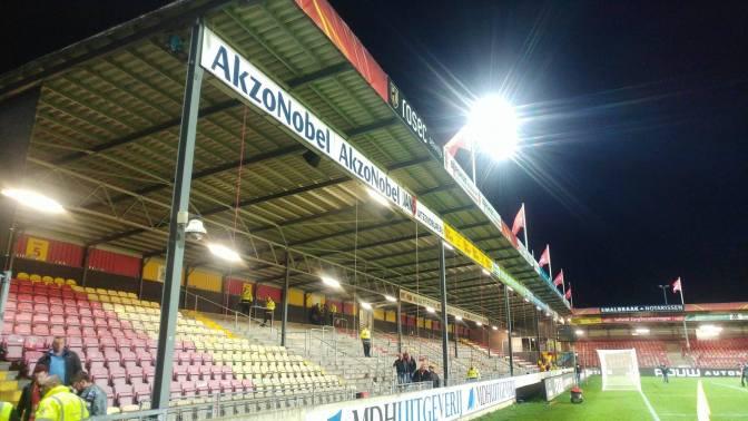 Go Ahead Eagles verslaat koploper Jong Ajax met 4-1