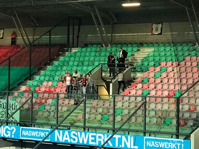 Uitsupporters Jupiler League: speelronde 5