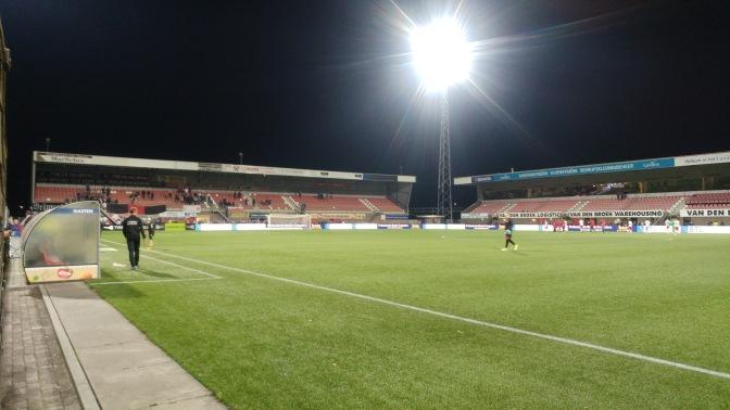 Helmond Sport gaat een nieuw stadion bouwen, verwachte oplevering: seizoen 2021/2022