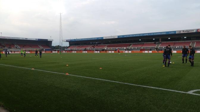 SolarUnie voor vier jaar naamgever Helmond Sport-stadion
