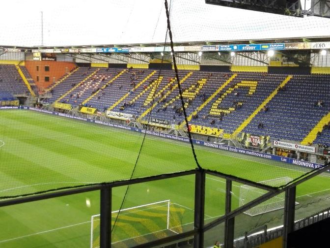 Uitsupporters Eredivisie: speelronde 7