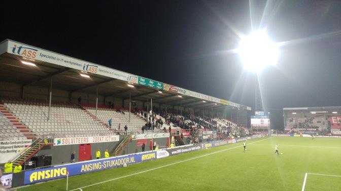 Dick Lukkien 8 tot 10 dagen afwezig bij FC Emmen vanwege gezondheidsproblemen