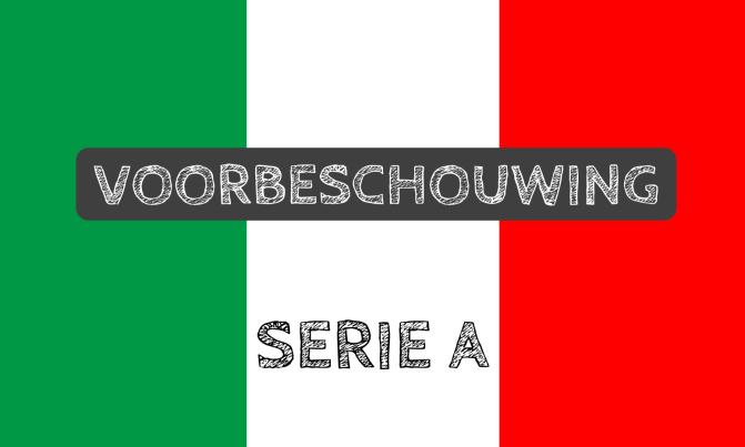 Spektakel in speelronde 8 van de Serie A: 5 topwedstrijden