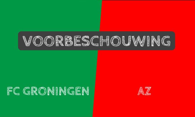 Voorbeschouwing FC Groningen – AZ