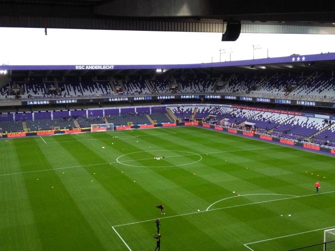 TRANSFER: Saief (KAA Gent) op huurbasis naar Anderlecht