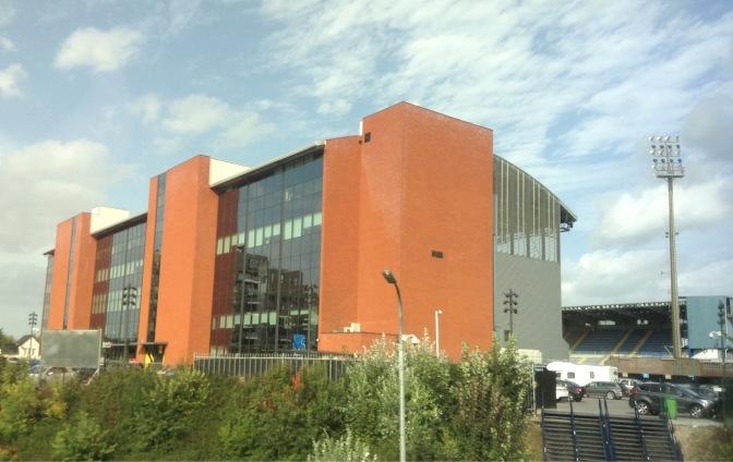 STVV plaatst zitjes met rugleuning