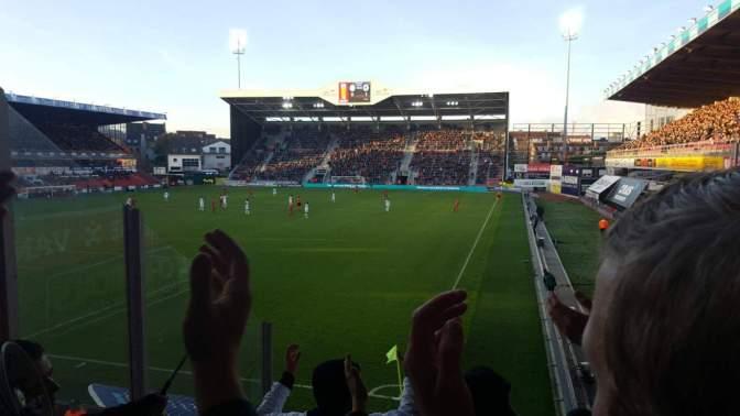 Zulte Waregem uitgeschakeld in de Europa League na 3-1-nederlaag in Nice