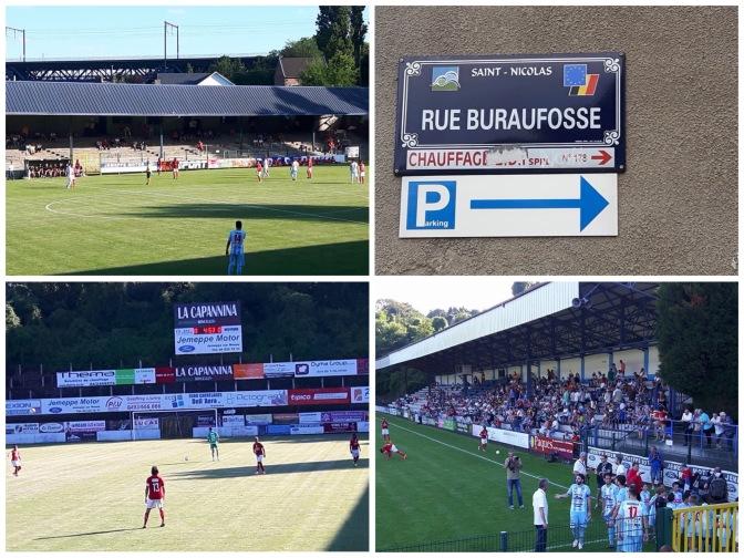 De groundhopper: RFC Tilleur en de legende van Buraufosse