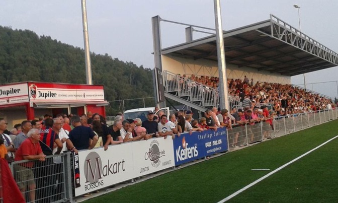 Club Luik slechts negentig minuten verwijderd van Eerste Amateurklasse