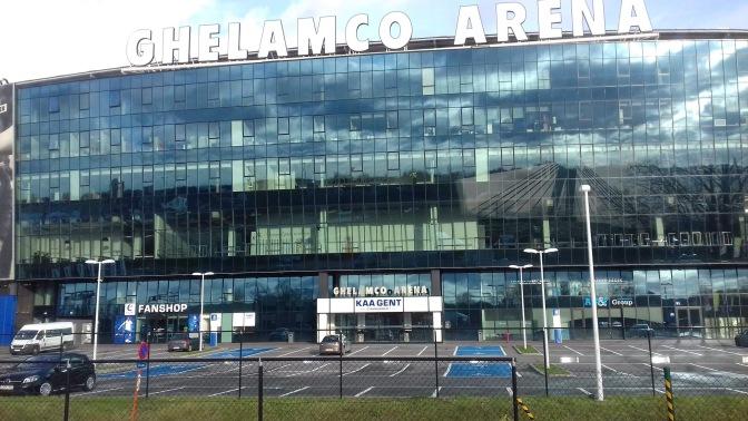 TRANSFER: Stallone Limbombe vertrekt bij Antwerp en tekent bij KAA Gent