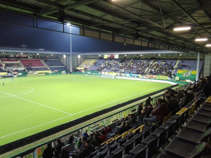 Fortuna Sittard met 1.200 supporters naar Jong FC Utrecht