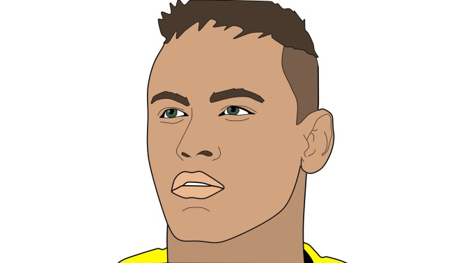 Neymar aan de kant in cruciale wedstrijd tegen Real Madrid in de Champions League